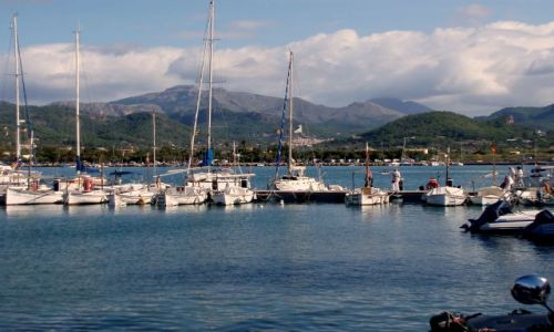 HISZPANIA / Wschodnia  Majorka / Port d'Andratax  / Majorka -Port d'Andratax