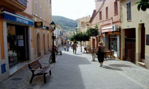 HISZPANIA / Wschodnia  Majorka / Port Andratax  / Port Andratax