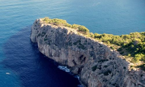 HISZPANIA / Ponocny wschod Majorki / Formentor / Majorka-Formentor