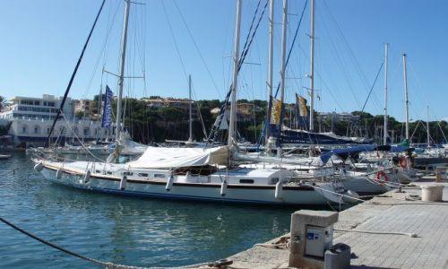 HISZPANIA / Wschodnia  Majorka / miasto Portocristo / Majorka-Portocristo