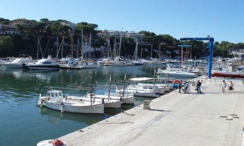 HISZPANIA / Wschodnia  Majorka / miasto Portocristo / Majorka Portocristo