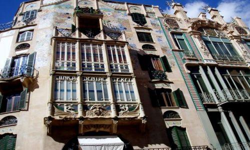 HISZPANIA / Poludnie Majorki / Palma de Mallorca / Majorka-Palma