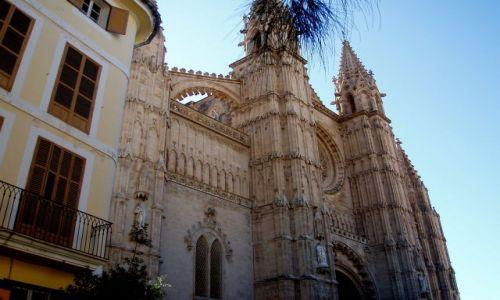 HISZPANIA / Poludnie Majorki / Palma de Mallorca / Majorka -Palma