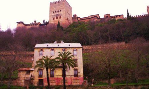 Zdjecie HISZPANIA / Andaluzja / Granada / Wzgórza Granady