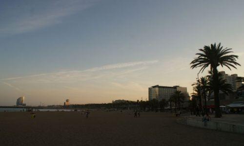Zdjecie HISZPANIA / Barcelona / Barcelona / Plaza-Barcelona