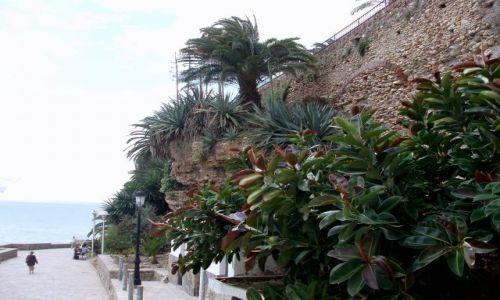 HISZPANIA / Andaluzja-Costa del Sol / Miasteczko Nerja / Andaluzja-Neria