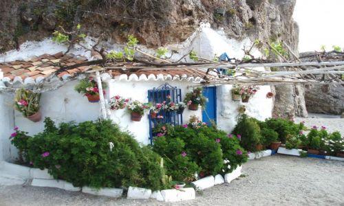 Zdjecie HISZPANIA / Andaluzja-Costa del Sol / Miasteczko Nerja / Andaluzja-Nerja