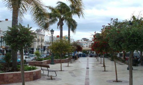 Zdjecie HISZPANIA / Andaluzja / miasteczko Nerja / Nerja