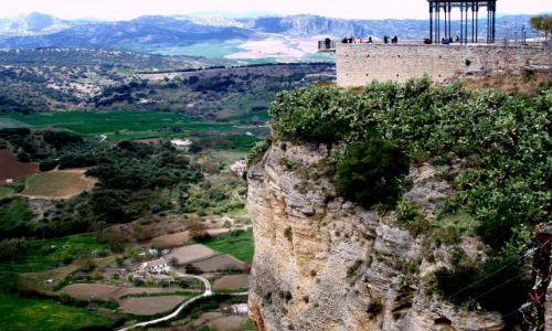 Zdjecie HISZPANIA / Andaluzja / miasto Ronda / Ronda