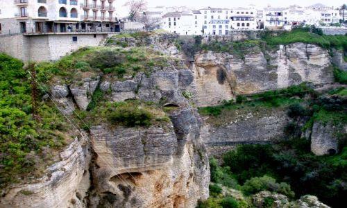 HISZPANIA / Andaluzja / miasto Ronda / Ronda