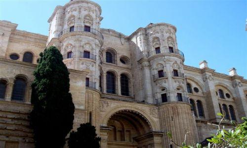 Zdjecie HISZPANIA / Poludnie Hiszpanii  / miasto Malaga / Andaluzja-Malaga