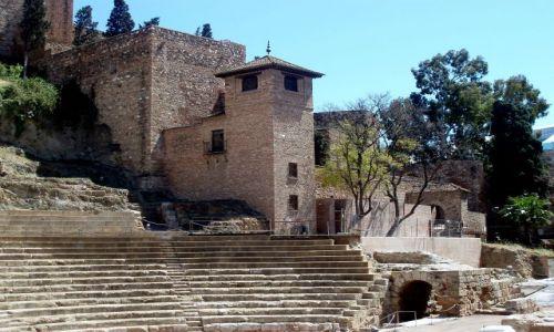 Zdjecie HISZPANIA / Poludnie Hiszpanii / miasto Malaga / Andaluzja -Malaga
