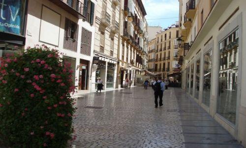 Zdjęcie HISZPANIA / Poludnie Hiszpanii / miasto Malaga / Andaluzja-Malaga