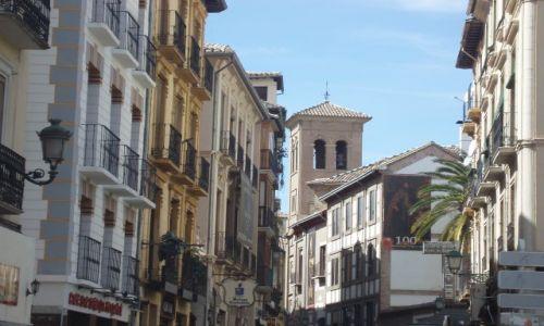Zdjecie HISZPANIA / Poludnie Hiszpanii / miasto Granada / Andaluzja-Granada