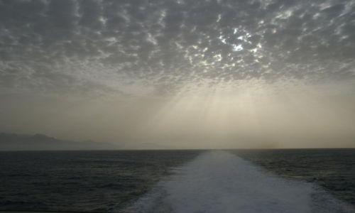 Zdjecie HISZPANIA / Wyspy Kanaryjskie / Gomera / prom