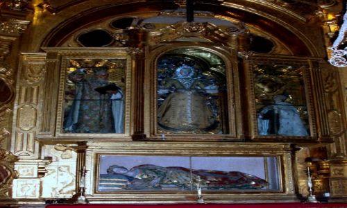 Zdjęcie HISZPANIA / Poludnie Hiszpanii / katedra w Granadzie / Granada-katedra