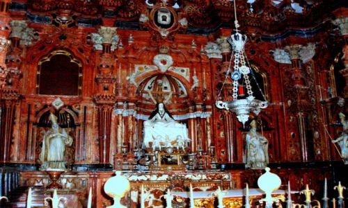 HISZPANIA / Andaluzja / katedra w Granadzie  / Granada-katedra