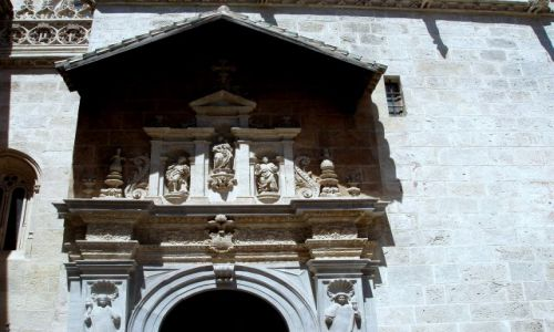 HISZPANIA / Andaluzja / Granada-Kaplica Krolewska / Granada-Kaplica Krolewska