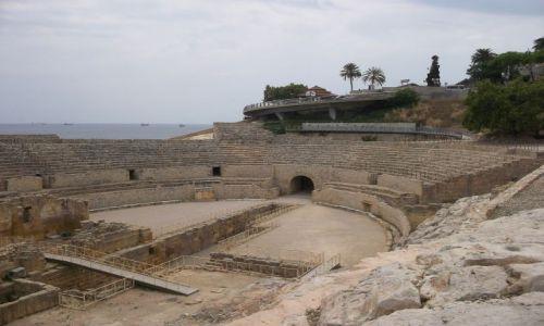 Zdjecie HISZPANIA / Katalonia / Tarragona / starozytny teatr