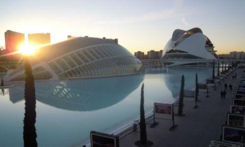 Zdjecie HISZPANIA / - / Valencia / Museum de Sciencias