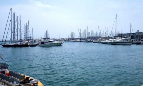 HISZPANIA / Srodkowa Hiszpania (Walencja) / miasto Alicante / Alicante-Hiszpania