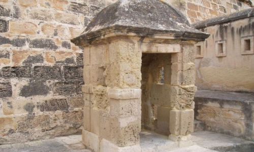 Zdjecie HISZPANIA / Srodkowo Wschodnia Hiszpania / Zamek sw Barbary w Alicante / Alicante -Costa Blanca