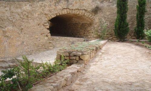 Zdjecie HISZPANIA / Srodkowo Wschodnia Hiszpania / Zamek sw Barbary w Alicante / Alicante-Costa Blanca