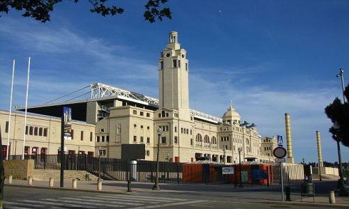 HISZPANIA / Katalonia / Barcelona / Stadion olimpijski