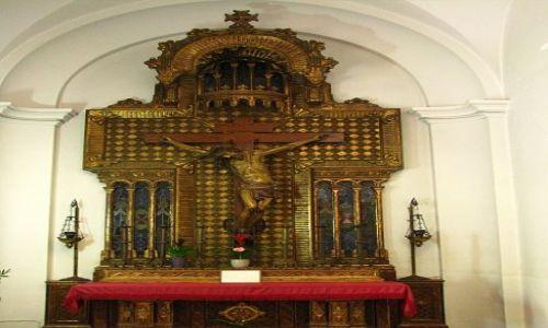 Zdjęcie HISZPANIA / Costa del Maresme / Calella / kościół parafialny