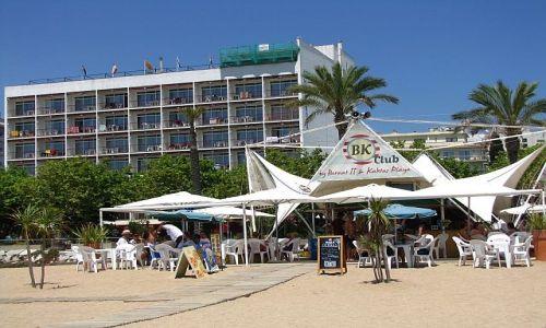 Zdjęcie HISZPANIA / Costa del Maresme / Calella / plaże Calelli