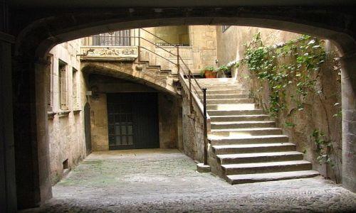 Zdjecie HISZPANIA / Katalonia / Girona / dzielnica żydowska