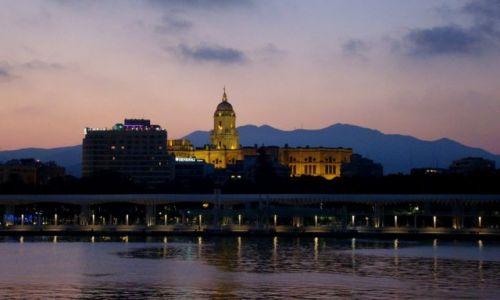 HISZPANIA / Andaluzja / Malaga / Katedra w Maladze
