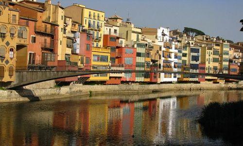 Zdjecie HISZPANIA / Katalonia / Girona / stare miasto