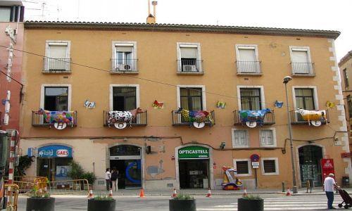 Zdjecie HISZPANIA / Katalonia / Figueres / miasto Salvadora Dali