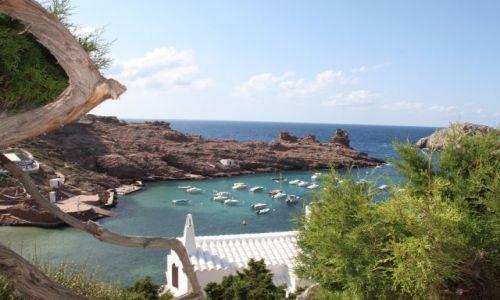 Zdjęcie HISZPANIA / Baleary / Minorka / Zatoka