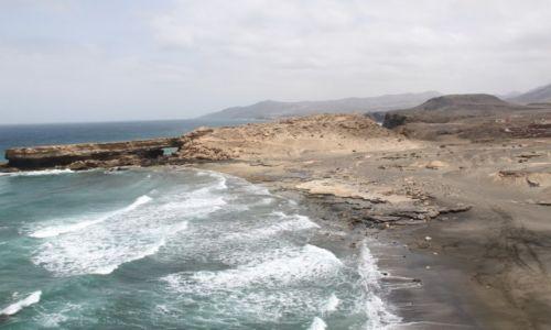 Zdjecie HISZPANIA / Fuerteventura / La Pared / Natura...
