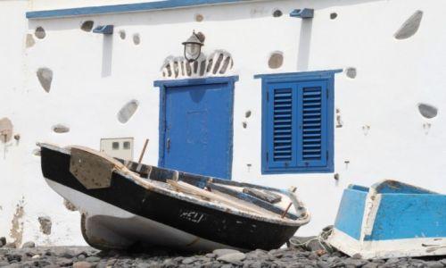 Zdjecie HISZPANIA / Fuerteventura / Pozo Negro / Odpoczynek