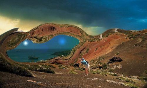 Zdjęcie HISZPANIA / Teneryfa / gdzieś w górach / DWA ŚWIATY