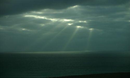 Zdjecie HISZPANIA / Wysoy Kanaryjski / Fuerteventura / Widok na ocean