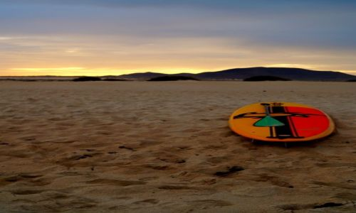 Zdjęcie HISZPANIA / Kanary / Fuerteventura / czas surferow