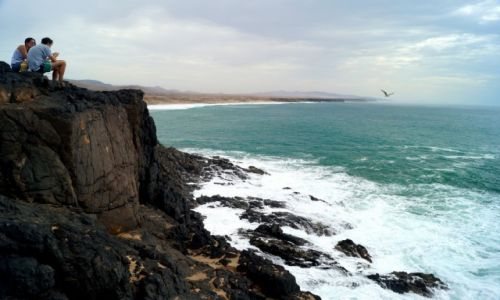 Zdjęcie HISZPANIA / Kanary / Fuerteventura / romantic