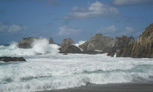 Zdjęcie HISZPANIA / Asturia / Playa del Silencio / Hiszpania