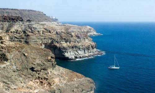Zdjecie HISZPANIA / Gran Canaria / Maspalomas / W drodze do Puert de Mogan