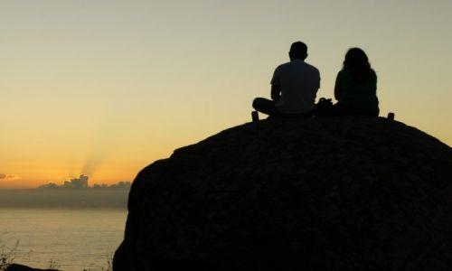 Zdjęcie HISZPANIA / A Coruña / Cabo Fisterra / We dwoje na końcu świata - Cabo Fisterra
