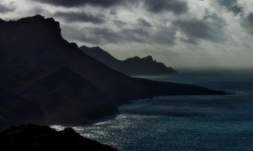 HISZPANIA / Gran Canaria / Gran Canaria / Zachodni brzeg GC