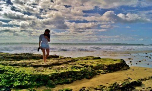 Zdjęcie HISZPANIA / Gran Canaria / Maspalomas / Dziewczyna z Maspalomas