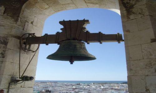 Zdjęcie HISZPANIA / Andaluzja / Kadyks / dzwon