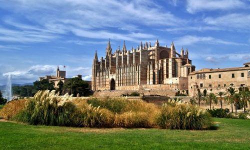 Zdjecie HISZPANIA / Majorka / Katedra La Seu / La Seu