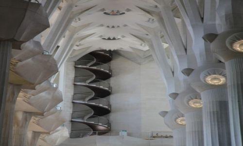 HISZPANIA / Katalonia / Barcelona / Sagrada Familia - fascynacje 4