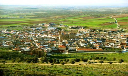 Zdjęcie HISZPANIA / Kastylia La Mancza / Cuenca, Toledo, Alcala de Jucar, Jumela..... / Najpiękniejsze miejsca hiszpańskiej La Manczy